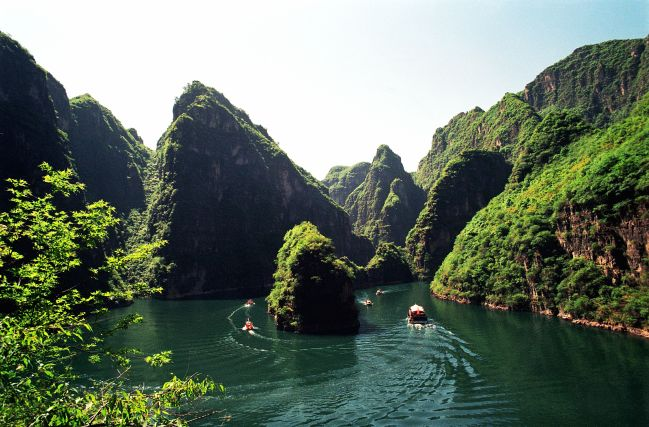 Longqingxia Scenic Area