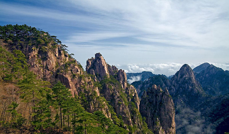 Mount Huangshan - China2_s