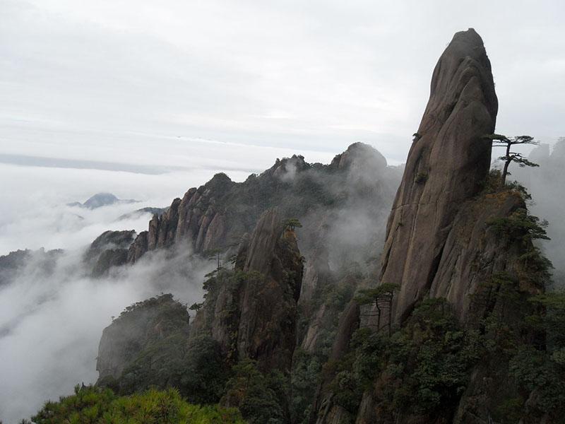 Sanqingshan - China_s