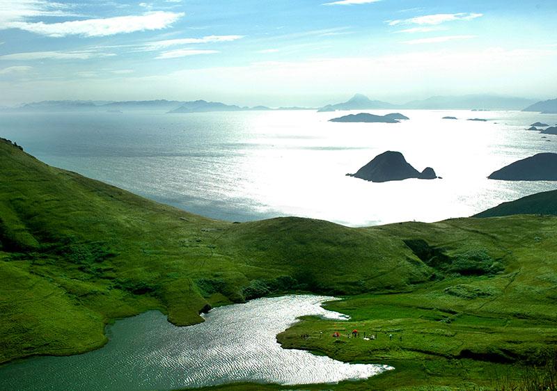 Yushan Island_s